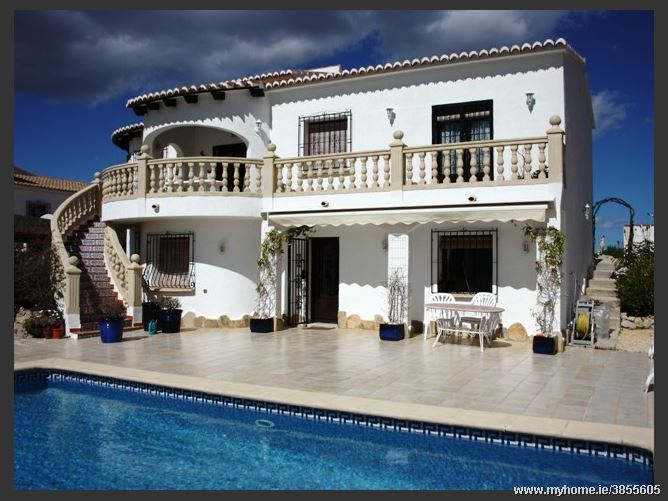 Main image for Orba, Costa Blanca North, Spain