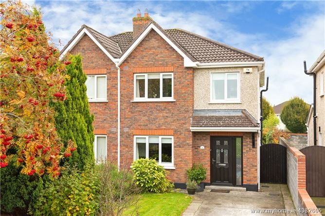 Main image for 53 Glen Easton Square, Leixlip, Co. Kildare, W23 WP28