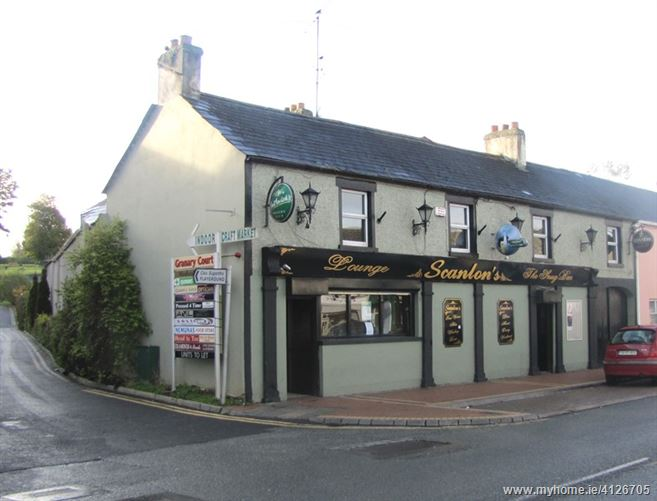 Photo of Scanlon's Bar & Lounge, 23 JKL St., Edenderry, Offaly