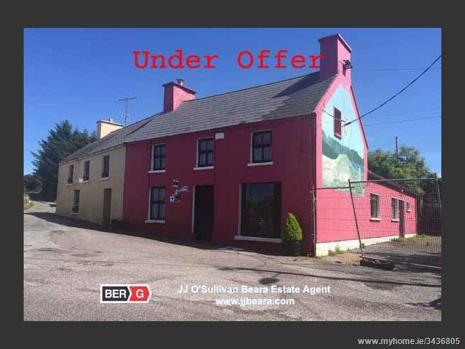 Holly's Bar, Ardgroom, Cork West