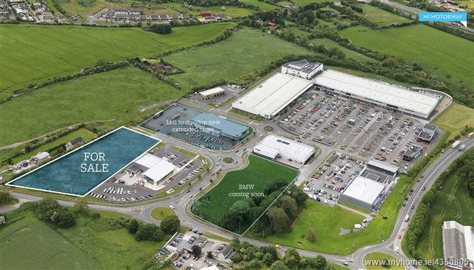 Main image for Commercial Site at M1 Retail Park, Drogheda, Louth