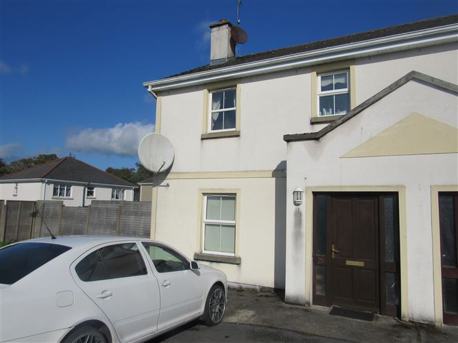 Main image for 29 Hazelhill Downs, Ballyhaunis, Mayo