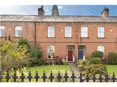 5 Mount Harold Terrace, Leinster Road, Rathmines,   Dublin 6