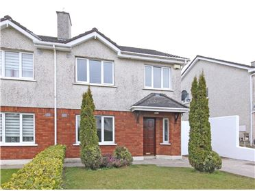 Main image of 15 The Way, Craddockstown Park, Naas, Co Kildare, W91 CCV0