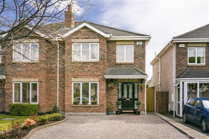 Main image for 43 Gainsborough Avenue, Malahide,   County Dublin
