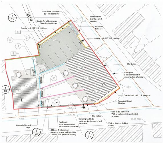 Main image for Development site with full planning permission, Penny Hill, Hacketstown, Carlow, R93VE29