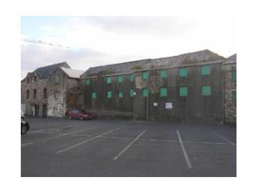Main image of Former Cap Factory, James Street Car Park, Westport, Co. Mayo