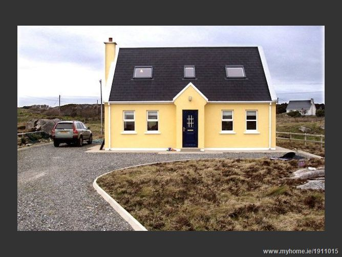 Main image for Sonas - Cruit Island, Donegal
