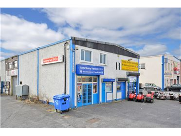 Unit 9, Ballybane Industrial Estate, Tuam Road, Galway