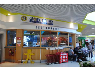 Main image of Global Kitchen Restaurant, Unit 12 Carrigaline Shopping Centre, Carrigaline, Cork