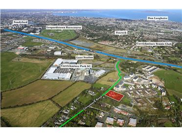 Main image of Dunluce, Glenamuck Road, Carrickmines, Dublin 18