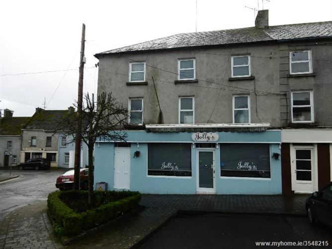 Jolly's Café, Main Street, Fethard, Tipperary