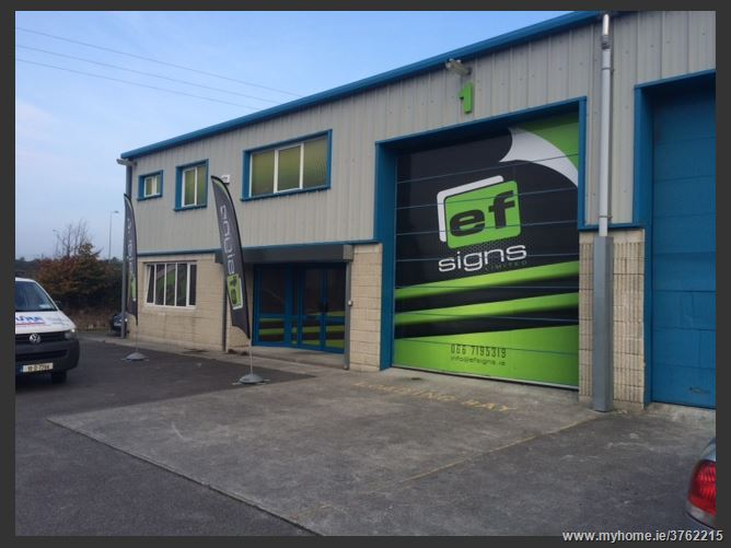 Unit 1, West Side, Monavalley Industrial Estate, Tralee, Kerry