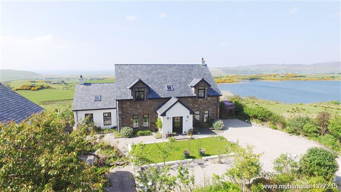 Main image for Roshine Lake House, Dunfanaghy, Donegal
