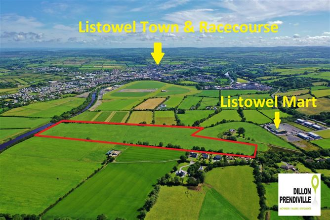 Main image for Approximately 29.5 Acres at Tanavalla, Listowel, Kerry