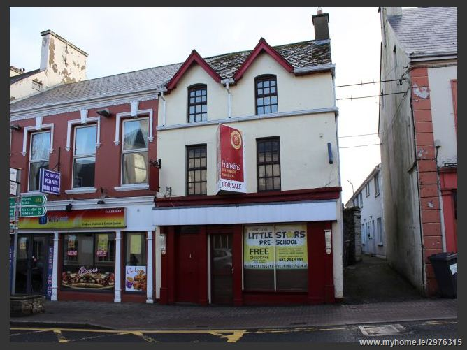 Main Street, Ballybofey, Donegal