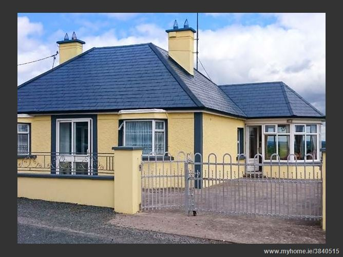 Hilltop Bungalow, AUGHNACLIFFE, COUNTY LONGFORD, Rep. of Ireland