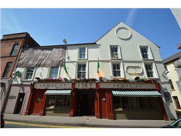Photo of James Street 1767 (formerly The Bailey), Washington Street, Cork City, Cork