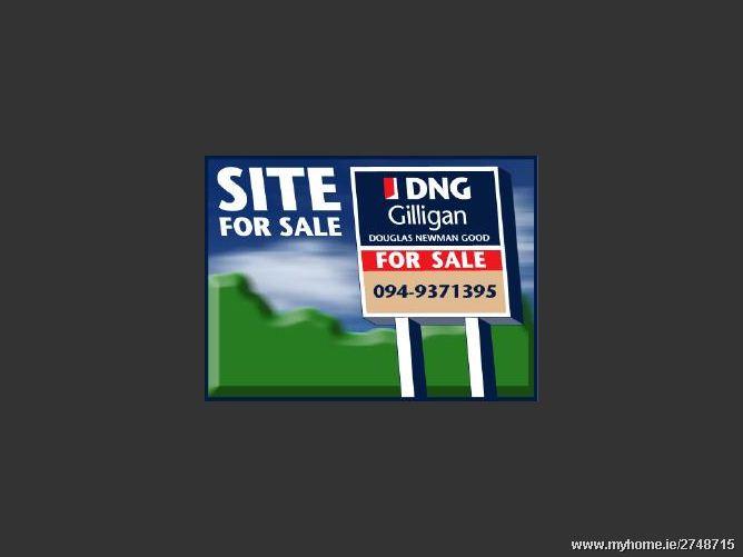 c.0.75 Acre site, Mount Pleasant,, Ballyglass,, Claremorris,