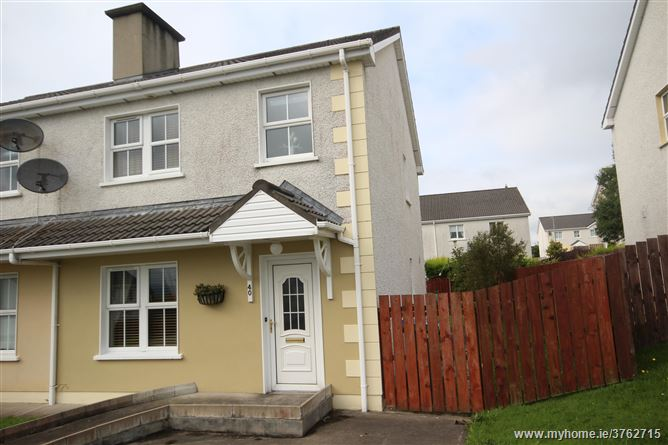 40 Harmony Hill, Letterkenny, Donegal