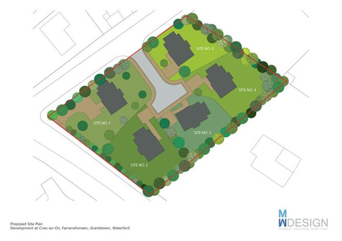 Main image for Site 1 Cnoc An Oir,, Waterford City, Waterford