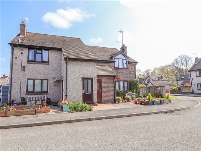 Main image for 2 Maes Ffynnon, RUTHIN, Wales