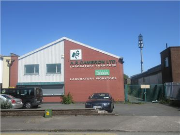 Photo of Former A.R. Cameron Factory at Newtown Avenue Malahide Road Industrial Estate, Coolock, Dublin 5