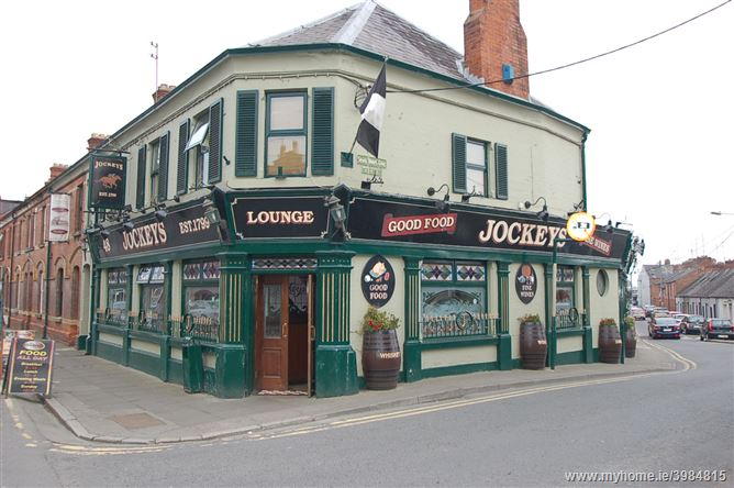 The Jockeys, Anne Street, Dundalk, Louth