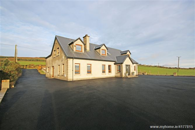 Glackmore, Aught Road, Muff, Donegal