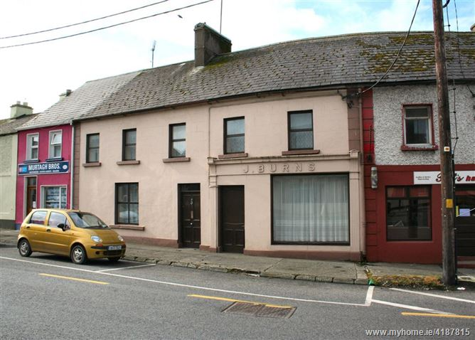 Main Street, Edgeworthstown, Longford