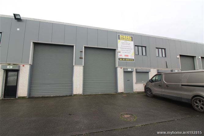 Unit 7, Block 521 Greenogue Business Park, Rathcoole, Dublin