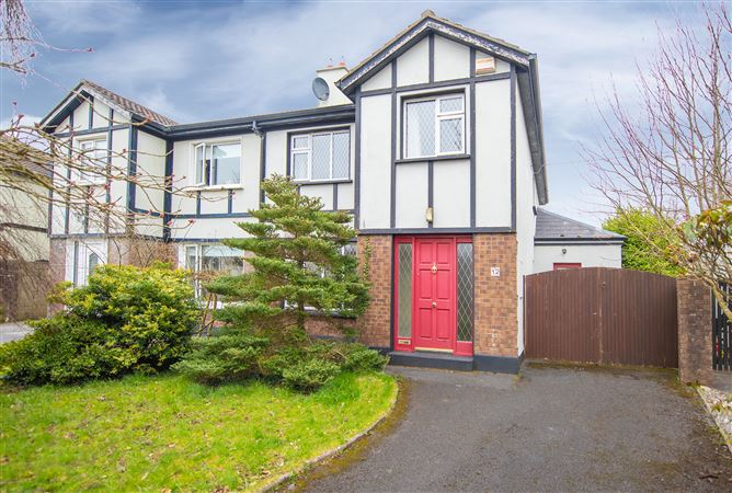 12 Tudor Close, Ballymoneen Road, Knocknacarra,   Galway City