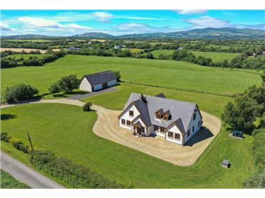 Main image for Hill View Lodge, Tomnahealy, Tara Hill, Wexford