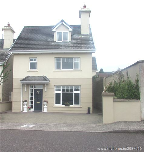 81 Ardkeale, Mount Oval, Rochestown, Cork City