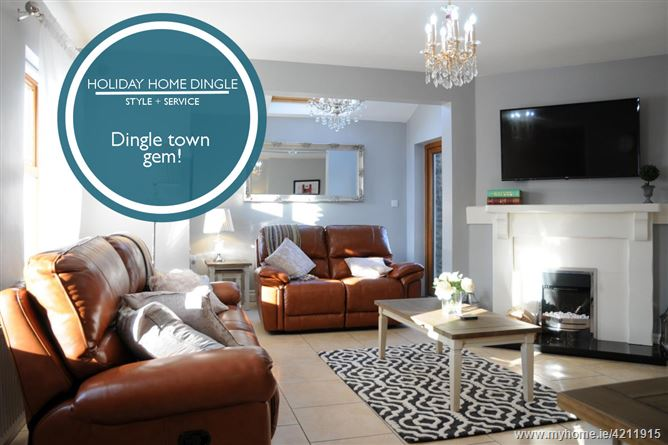Main image for Holiday Home Dingle ,54 Gortonora, Dingle Peninsula, Kerry