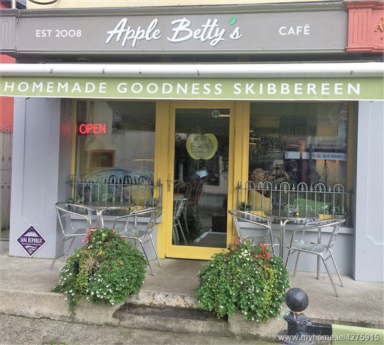 Apple Betty's Cafe, The Square, Skibbereen,   West Cork