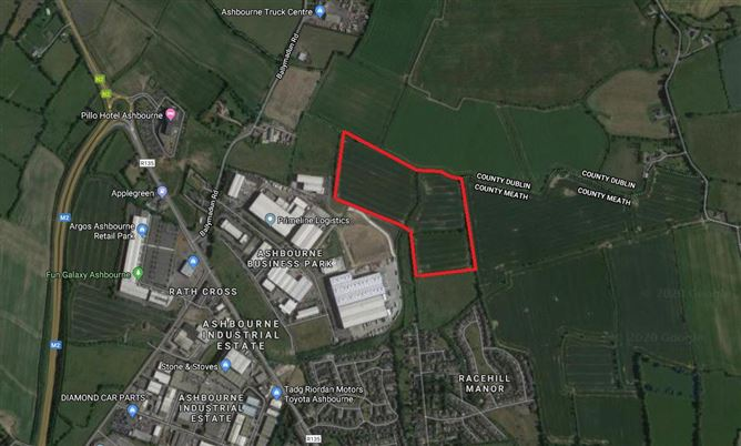 Lands at Ashbourne Business Park