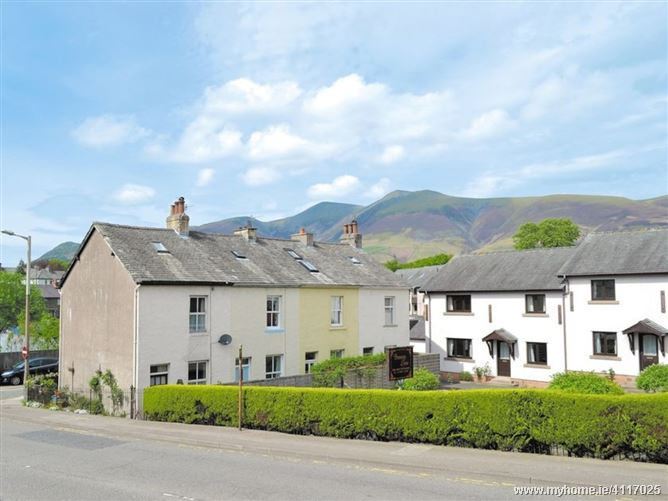 14 Greta Villas,Keswick, Cumbria, United Kingdom