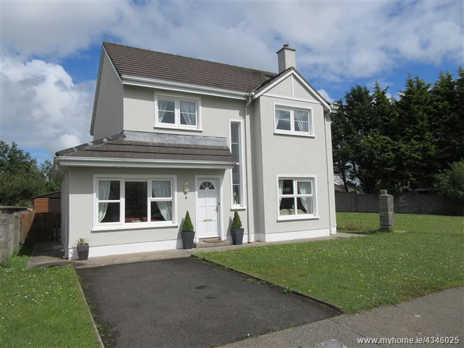 6 Abbey Court, Killala Road, Ballina, Mayo