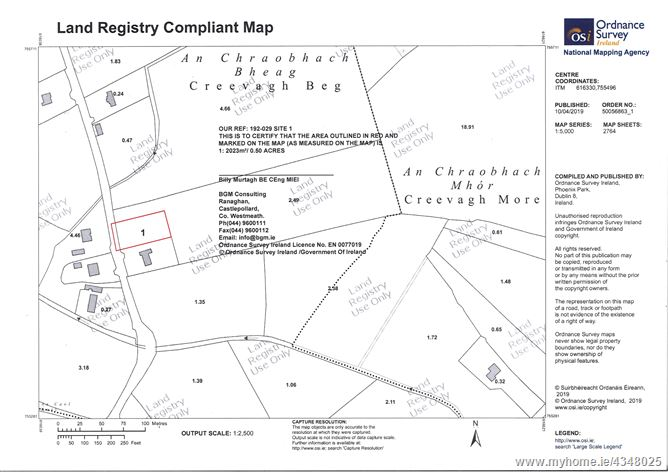 Main image for Creevagh, Ballymahon, Longford