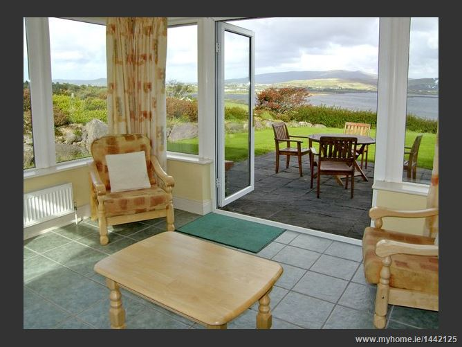 Main image for Lough Currane Cottage Pet,Lough Currane Cottage, Waterville, County Kerry, Ireland