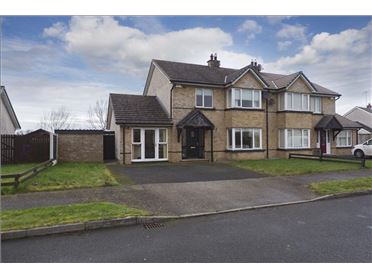 Property image of 61 Greenpark Meadows, Mullingar, Westmeath