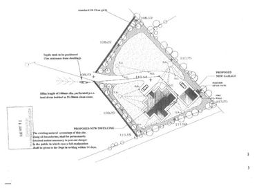 Site for sale at 23 Ballynaloan Road, Castlederg, Co Tyrone