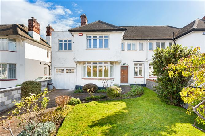 12 Chestnut Road, Mount Merrion,   County Dublin