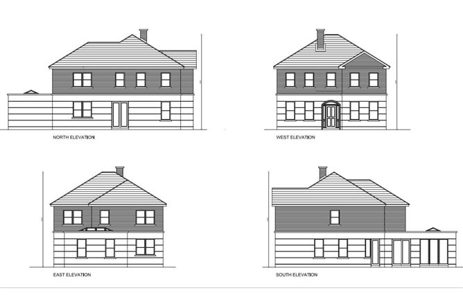 Main image for Site with Full Planning Permission for Superior Detached Home, 22a Lakelands Park, Terenure, Dublin 6W
