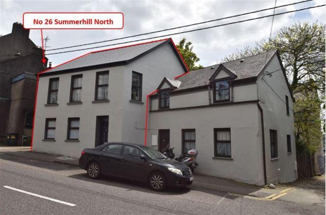 Main image for 26 Summerhill North, City Centre Nth, Cork City, T23 X0F4