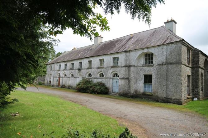 Riverstown House on c. 47 Acres, Kildangan