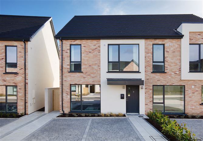 4 Bed Semi-Detached The Elder, Dún Sí at St Marnock's Bay, Portmarnock, County Dublin