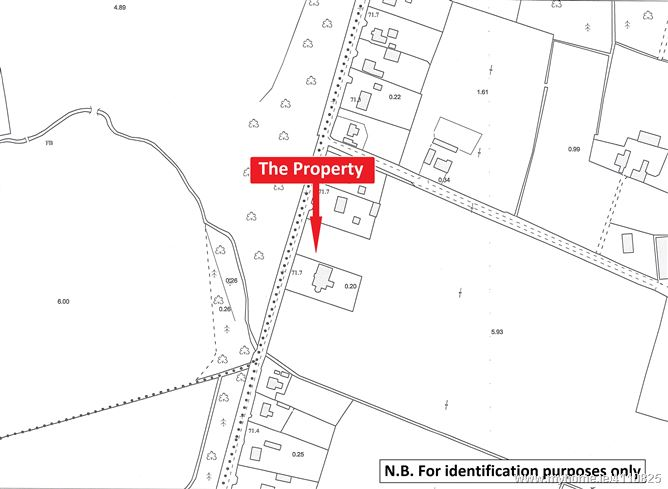 Land contained within Folio OY16815F, Cloonagh, Tullamore, Co. Offaly