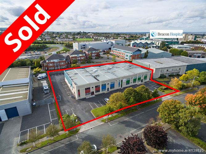 Units 1-4, 88/89 Furze Road, Sandyford Industrial Estate, Sandyford, Dublin 18